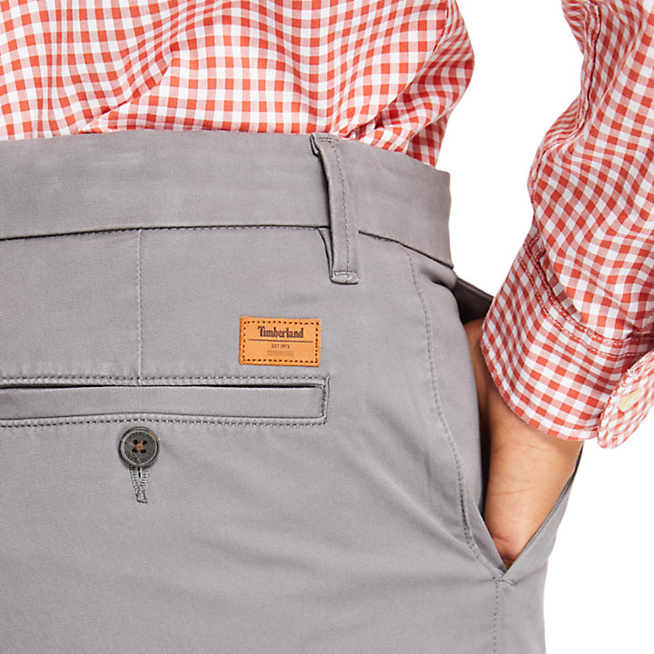 Squam Lake Chinos for Men in Grey-