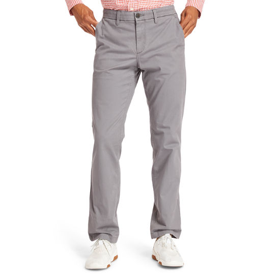 Squam Lake Chinos for Men in Grey | Timberland