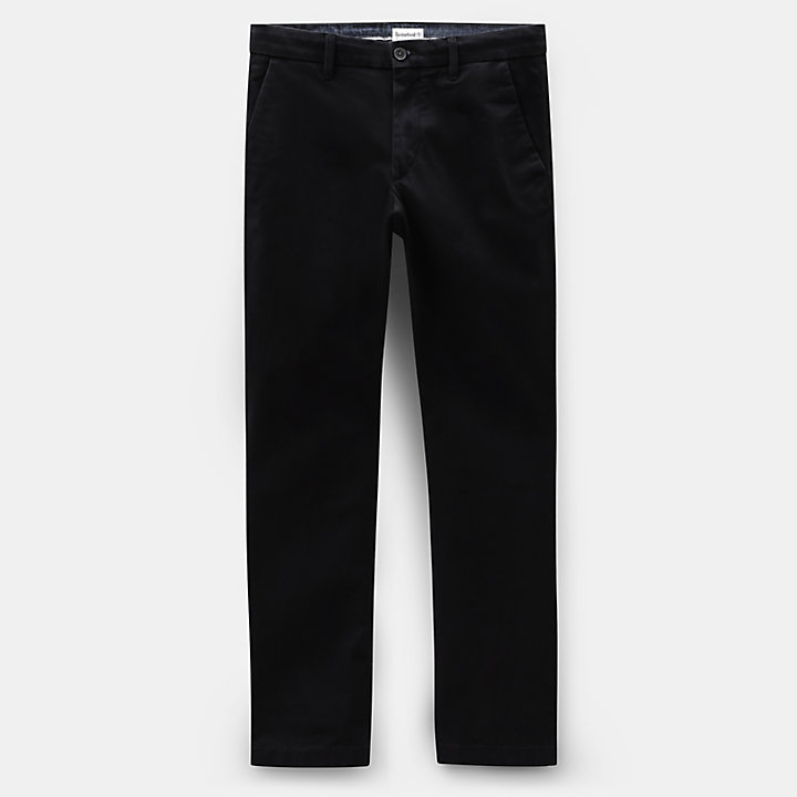 Sargent Lake Chino Slim Fit für Herren in Schwarz-