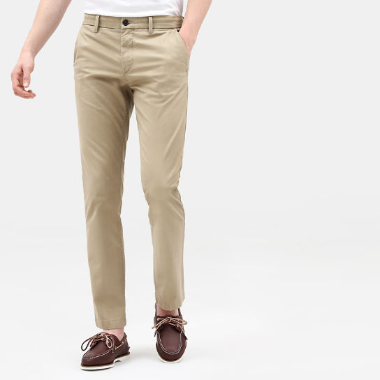 Sargent Lake Stretch-Chino für Herren in Kaki | Timberland