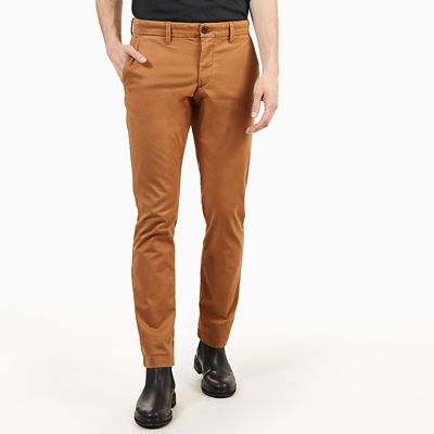 Sargent+Lake+Twill+Chinos+for+Men+in+Tan