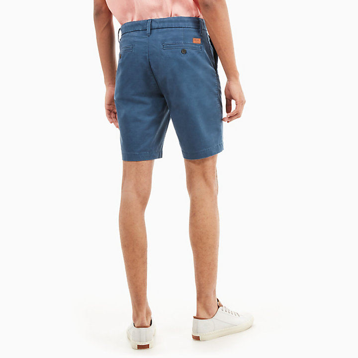 Squam Lake Chinoshorts für Herren in Indigo-