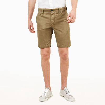 Shorts+Chino+da+Uomo+Squam+Lake+Verdi