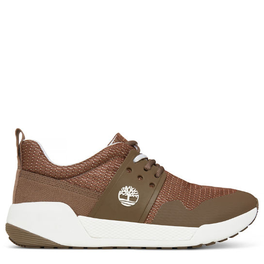 Kiri Up Metallic Sneaker Femme Marron | Timberland