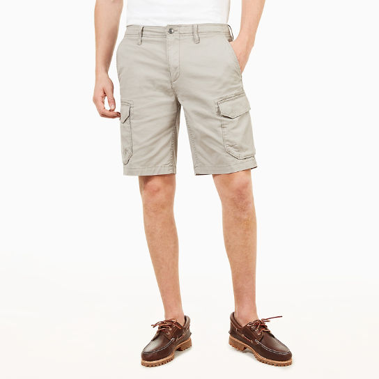Squam Lake Cargo Short voor Heren in Grijs | Timberland