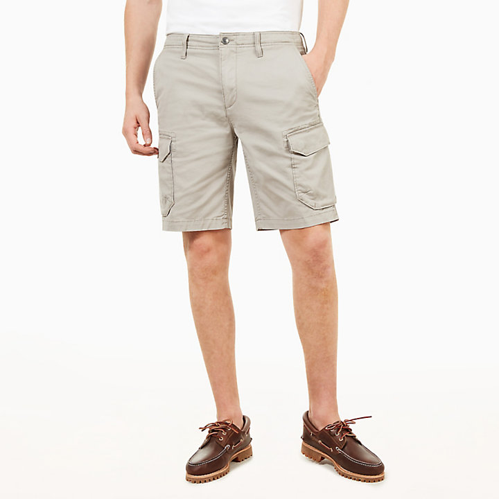 d6411a2c95 Squam Lake Cargo Shorts for Men in Grey | Timberland