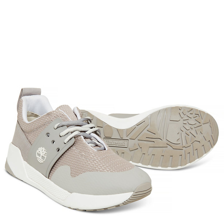 Women's Kiri Up Metallic Sneaker Pastel Grey-