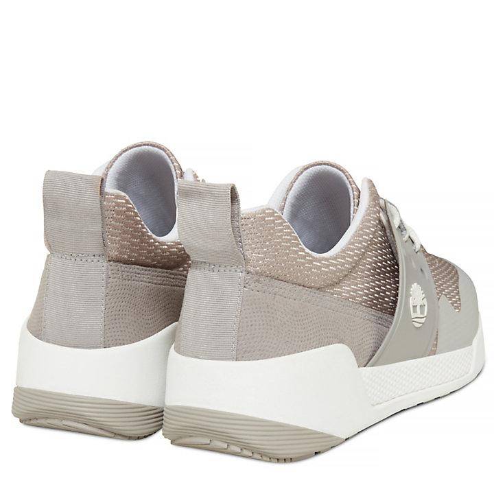 Kiri Up Metallic Sneaker Femme gris pastel-