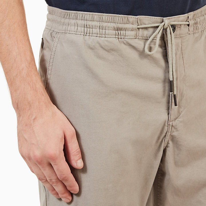 Lovell Lake Chinos for Men in Greige-