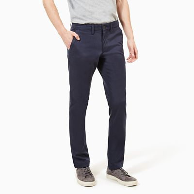 Sargent+Lake+Easy+Iron+Chinos+for+Men+in+Navy