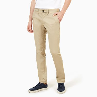 Sargent+Lake+Easy+Iron+Chino+voor+Heren+in+Beige