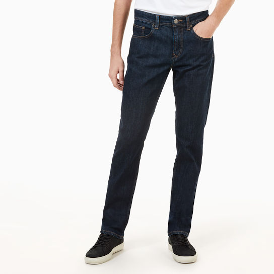 Squam Lake Jeans for Men in Blue | Timberland
