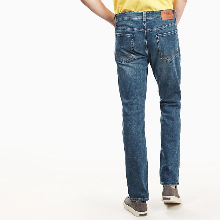 Jeans da Uomo Squam Lake Indaco-