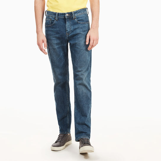 Squam Lake Jeans for Men in Indigo | Timberland