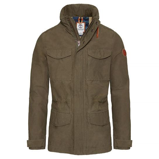Herren Mount Davis M65 Jacket Olivgrün