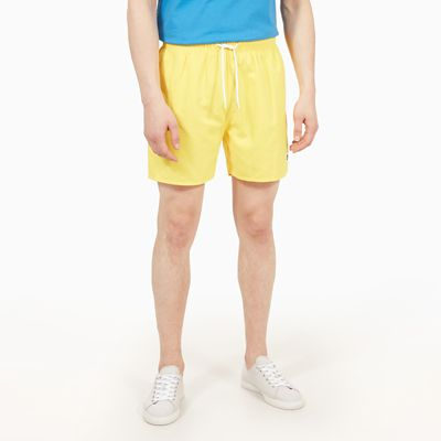 Sunapee+Lake+Swimming+Trunks+for+Men+in+Yellow