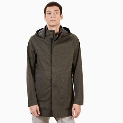 Mount+Ascutney+Raincoat+for+Men+in+Black