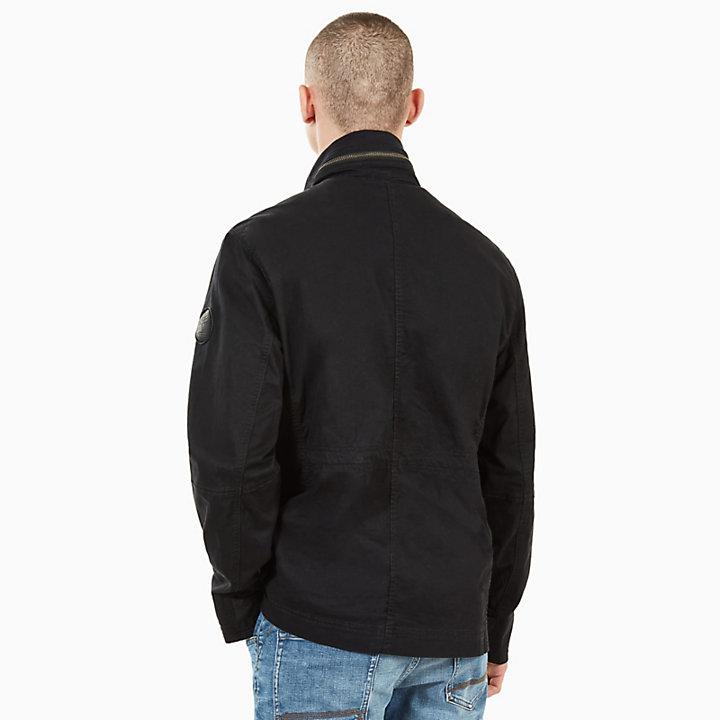 Crocker Mountain M65 Jacke für Herren in Schwarz-