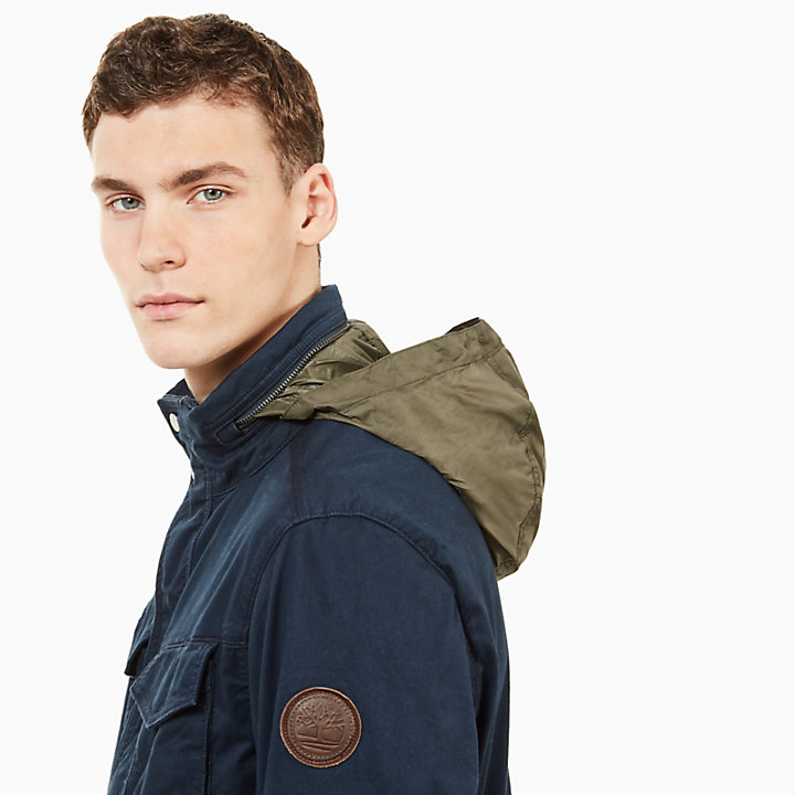 Crocker Mountain M65 Jacket for Men in Navy-