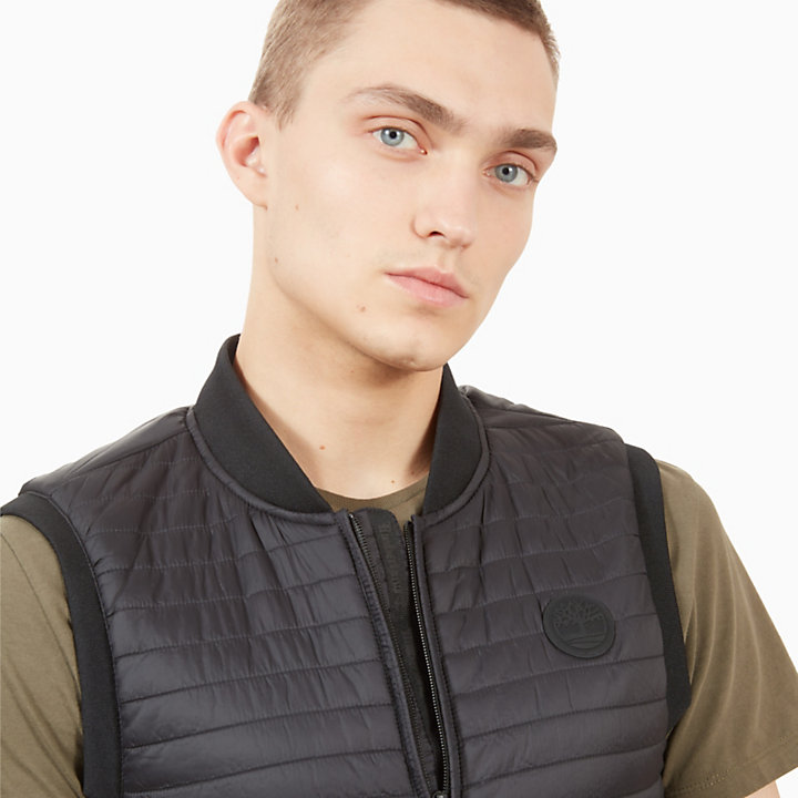 Mount Liberty Vest for Men in Black-