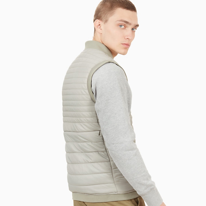 Mount Liberty Vest for Men in Greige-
