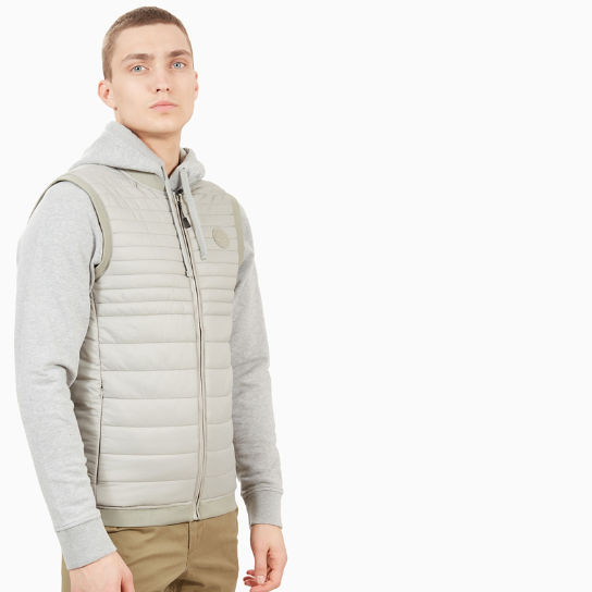 Mount Liberty Vest for Men in Greige | Timberland