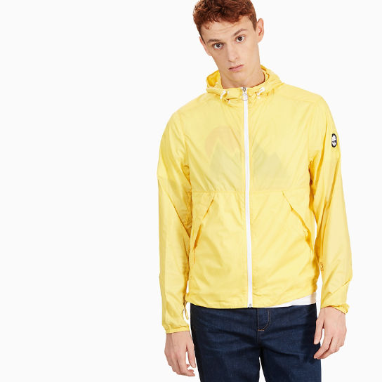 "Signal Mountain ""Route Racer"" Jacket for Men in Yellow 
