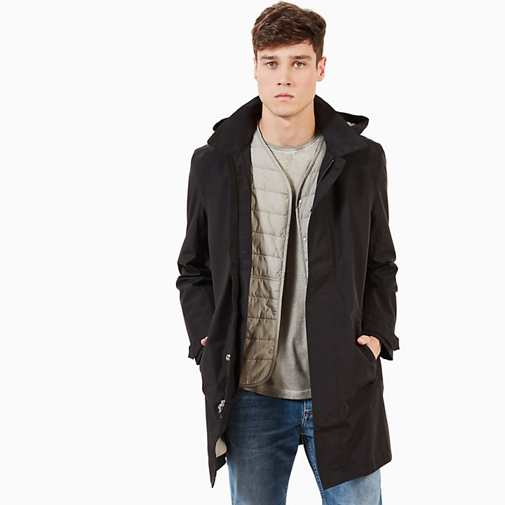 timberland parka homme