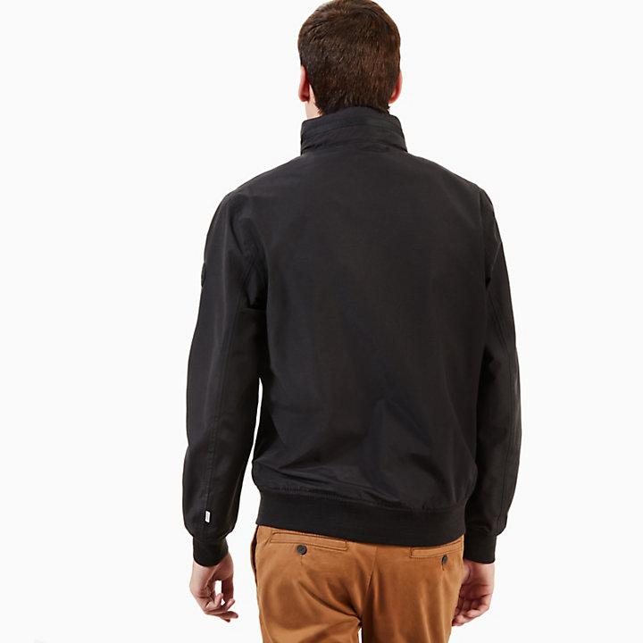 Mt Kearsage Bomber Jacket for Men in Black-