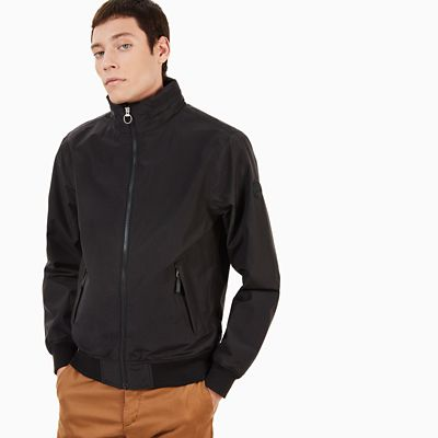 Mt+Kearsage+Bomber+Jacket+for+Men+in+Black