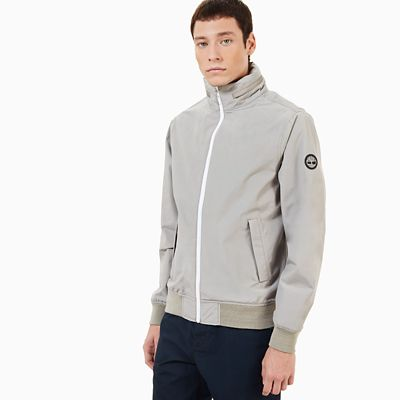 Mt+Kearsage+Bomber+Jacket+for+Men+in+Grey