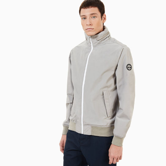 Mt Kearsage Bomber Jacket for Men in Grey | Timberland