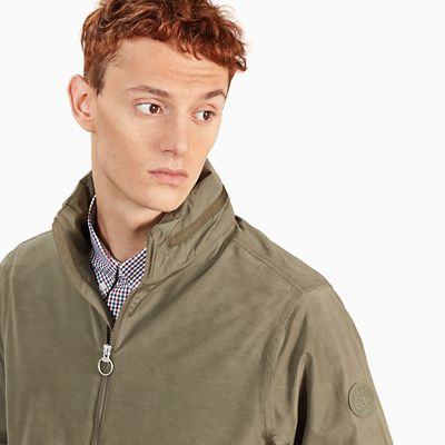 Mt+Kearsage+Bomber+Jacket+for+Men+in+Dark+Green