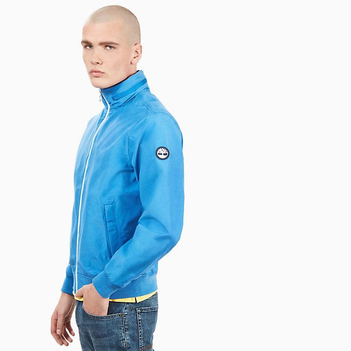 Mt Kearsage Bomber Jacket for Men in Blue-