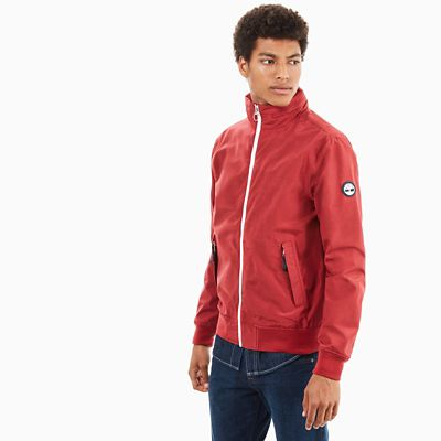 Mt+Kearsage+Bomber+Jacket+for+Men+in+Red
