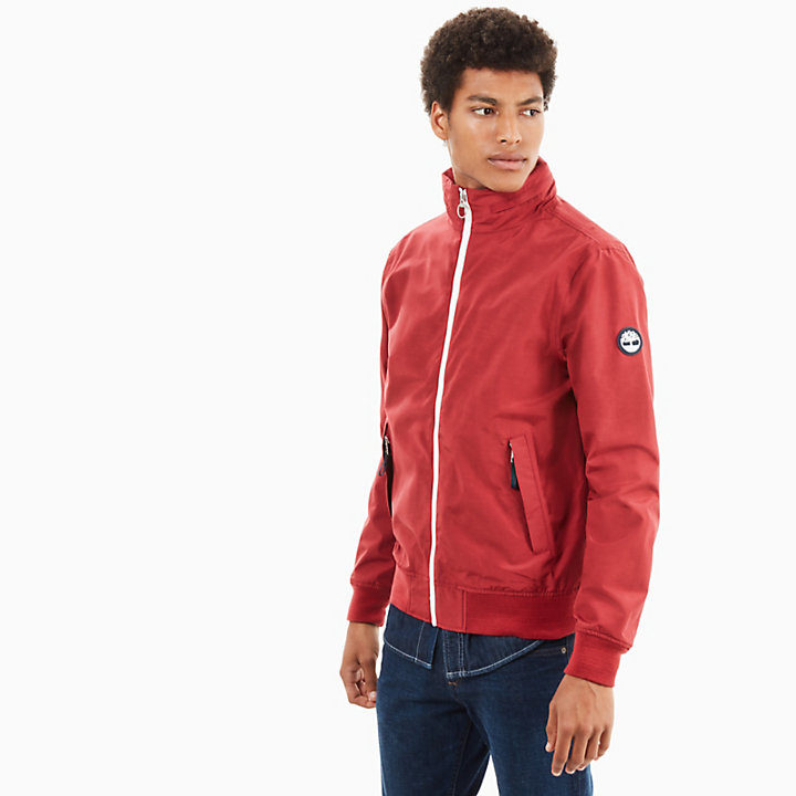 Fabulous Mt Kearsage Bomber Jacket for Men in Red | Timberland &ON81