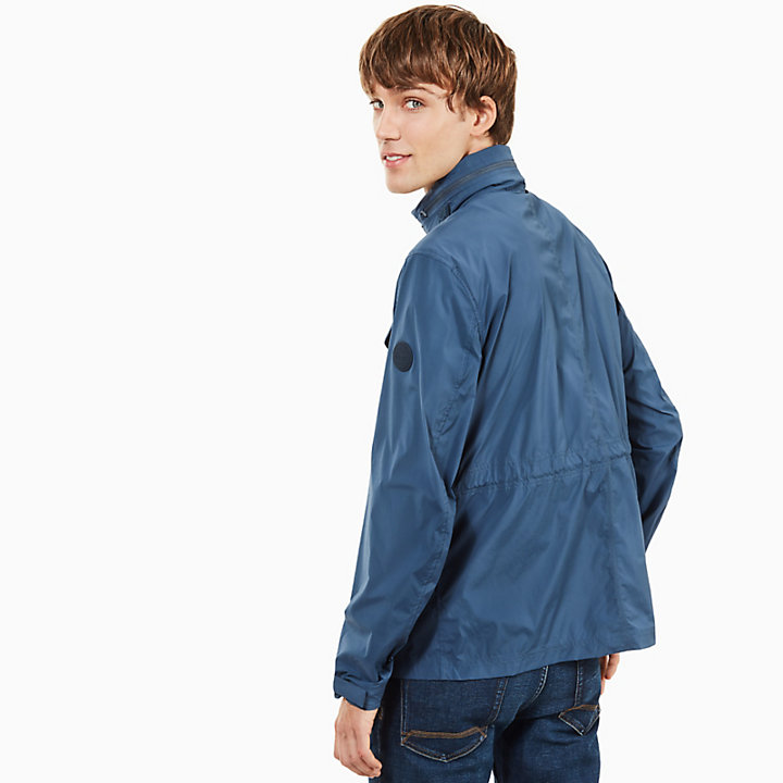 Mount Bigelow Field Jacket for Men in Indigo-