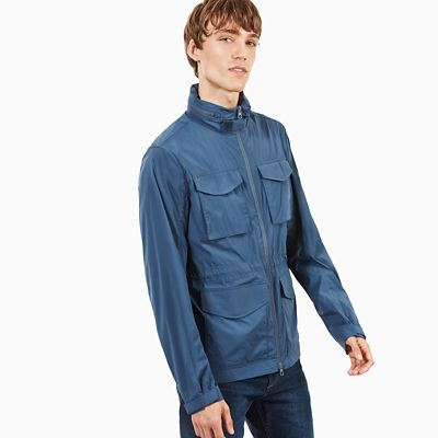 Mount+Bigelow+Field+Jacket+for+Men+in+Indigo