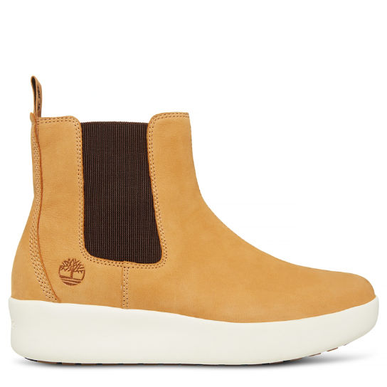 Women's Berlin Park Chelsea Yellow | Timberland
