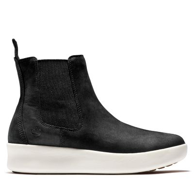 Berlin+Park+Chelsea+Boot+for+Women+in+Black