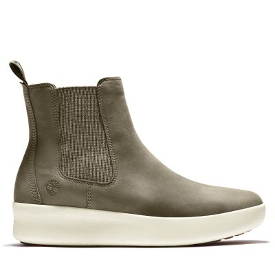 Berlin+Park+Chelsea+Boot+for+Women+in+Brown