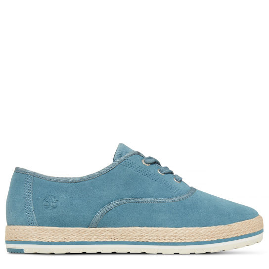 Women's Eivissa Sea Oxford Blau | Timberland