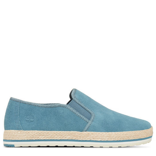Damen Eivissa Sea Slip On Blau | Timberland