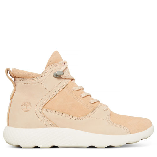 Damen Flyroam Sneakerboot Beige | Timberland