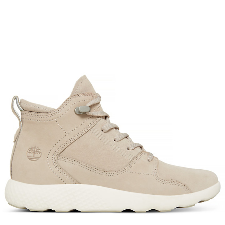 Women's Flyroam Sneakerboot Greige-