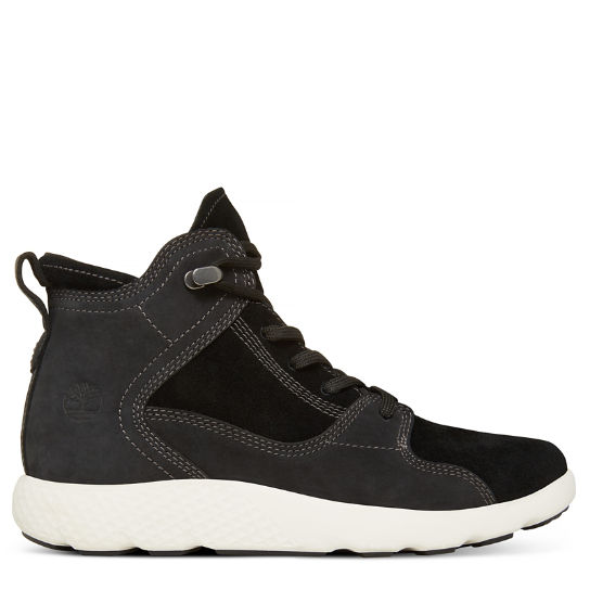 Women's Flyroam Sneakerboot Black | Timberland