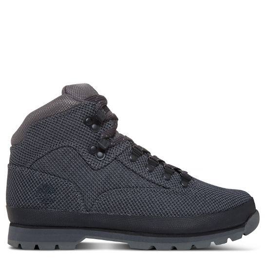 Euro Hiker Boot negro hombre | Timberland