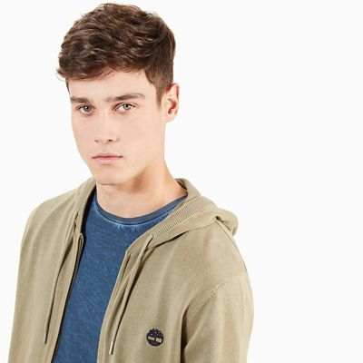 Manhan+River+Hoodie+for+Men+in+Green