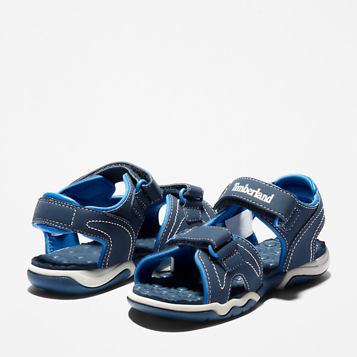 Adventure Seeker Sandale für Kinder in Navyblau/Blau-