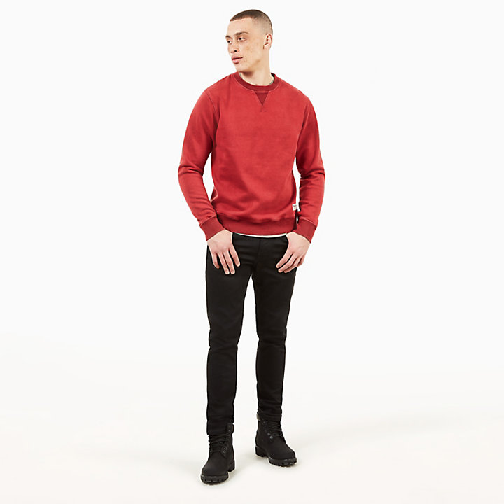 Sweat Mad River Vintage pour homme en rouge-